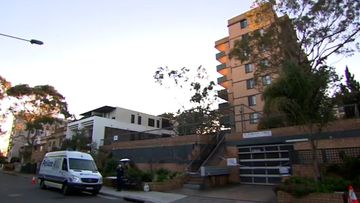 The Bondi Junction apartment block which has multiple cases.