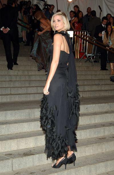 Ivanka Trump attending the 'Chanel' Costume Institute Gala at The Metropolitan Museum of Art, New York
