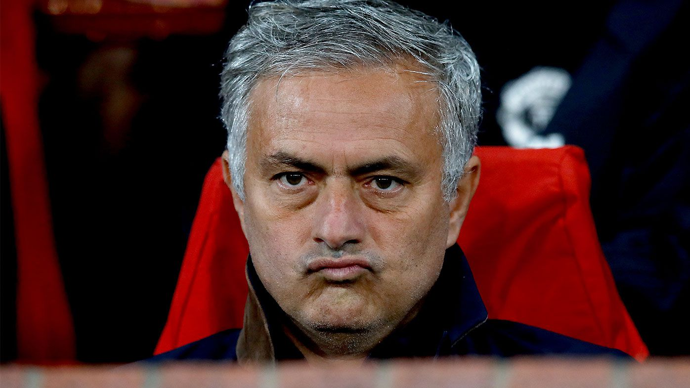 Jose Mourinho sacked by Manchester United with immediate effect