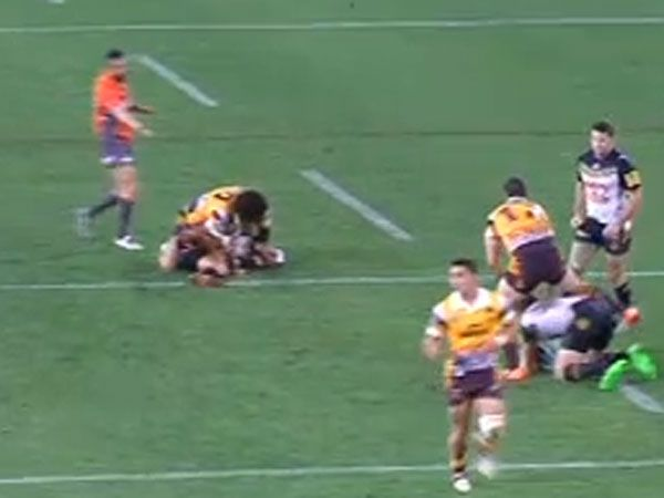 Thurston fumes over cynical Blair hold down