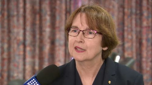 Professor Robyn O'Hehir spoke to 9NEWS about the promising findings. (9NEWS)