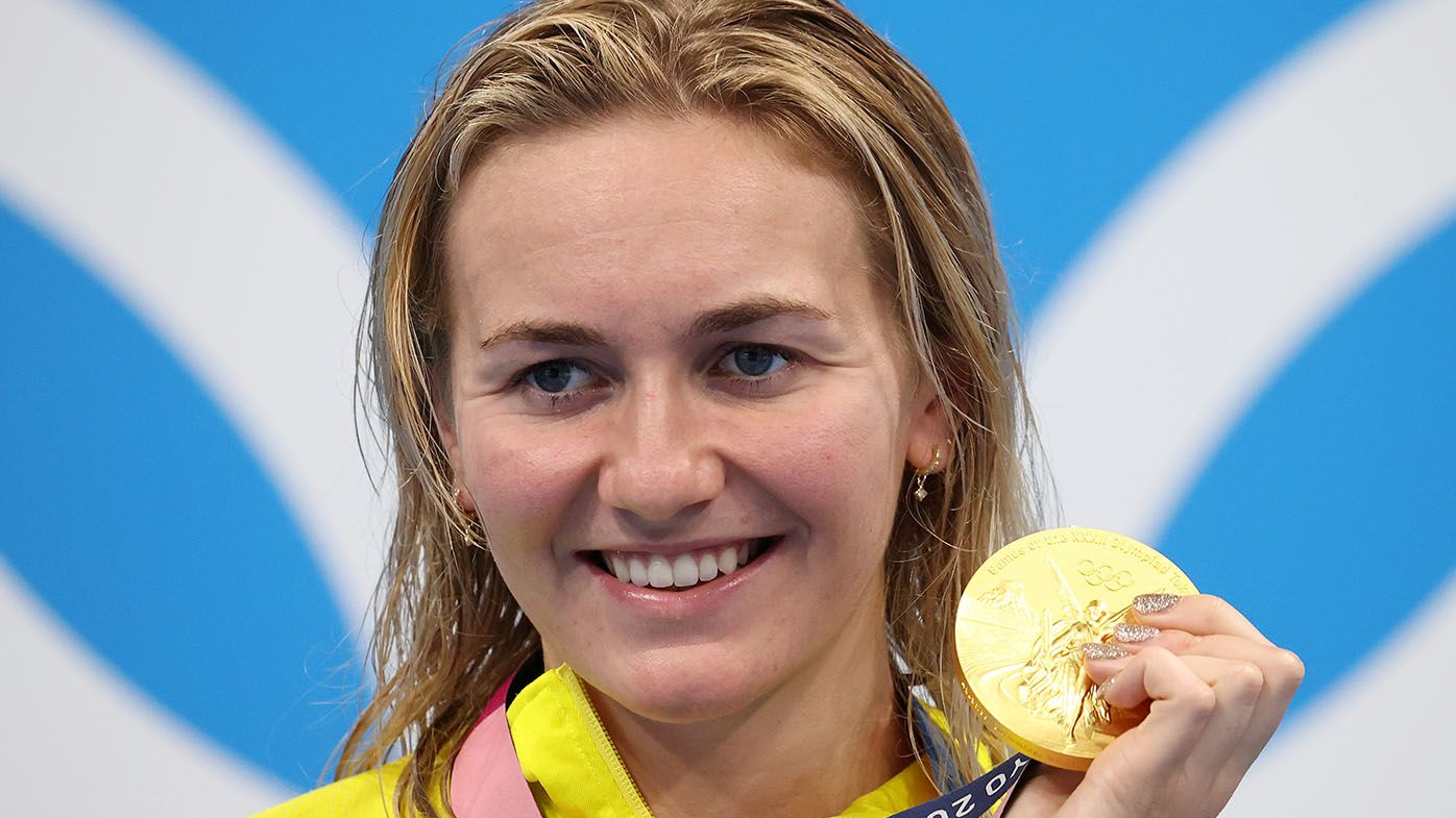 Double Olympic gold as Titmus wins 200m thriller