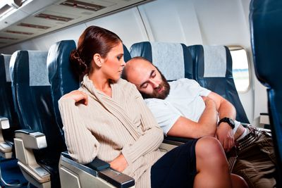 8.Snoring Passenger- 15%
