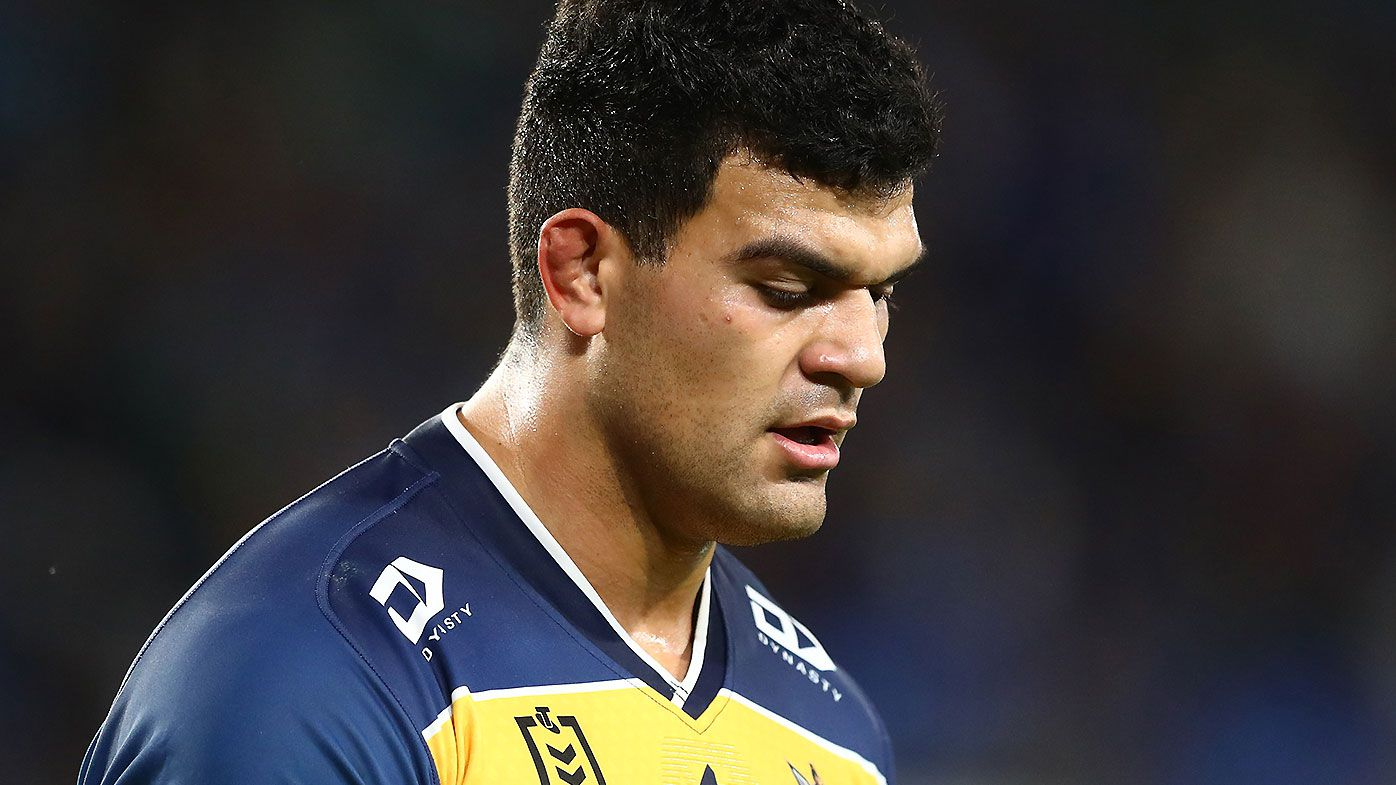 EXCLUSIVE: Darren Lockyer urges Titans star David Fifita to remove 'lazy' plays from his game