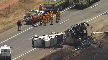 Australia national road toll deaths 2018
