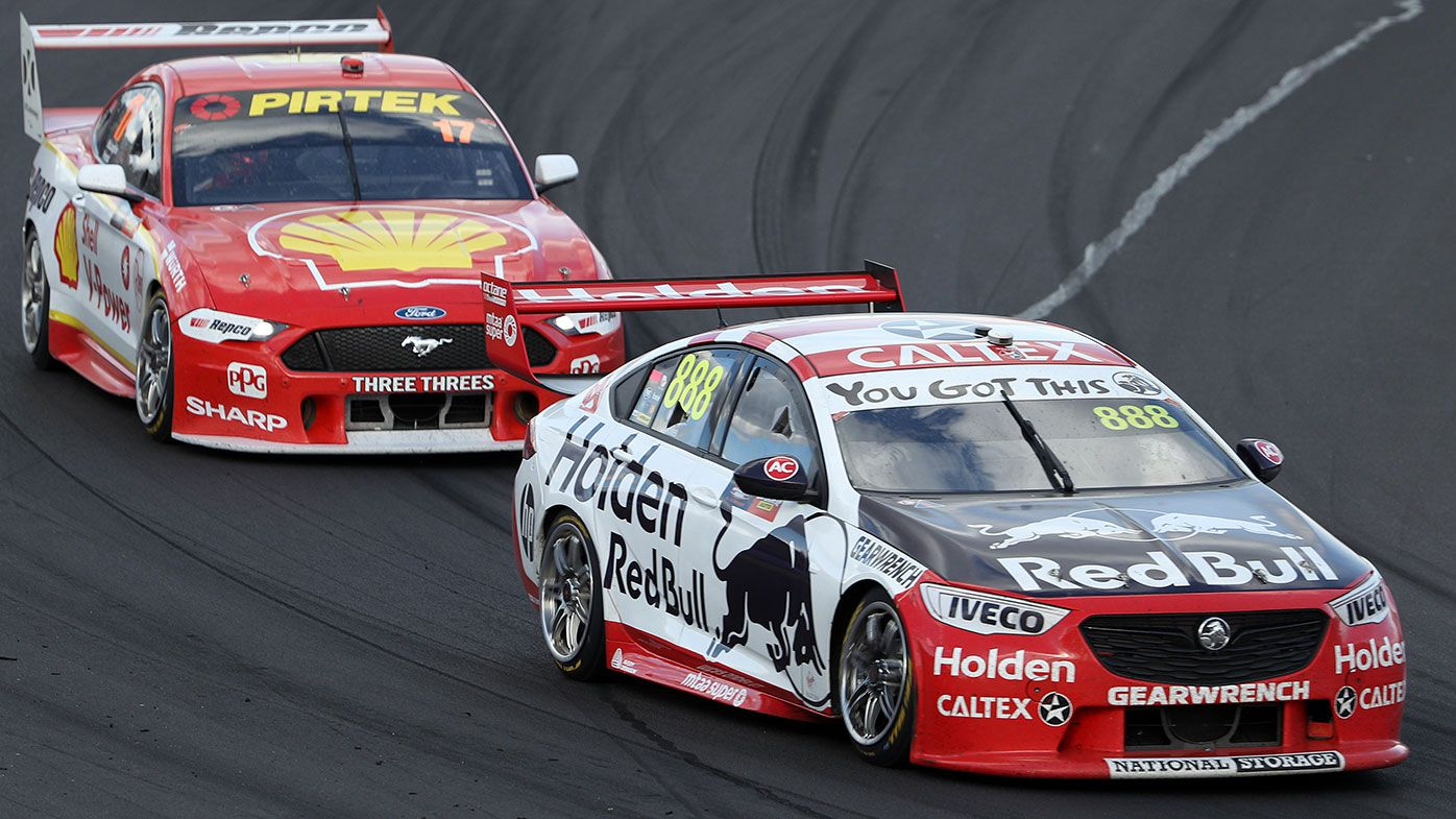 Supercars confirms April start for new series, with all drivers taking part