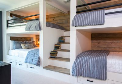 Wall bunks