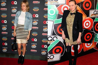 Chloe Sevigny is hipster..but not your typical hobo hipster. She's totally weird and always mismatched but somehow, just somehow...always so 'put together.'