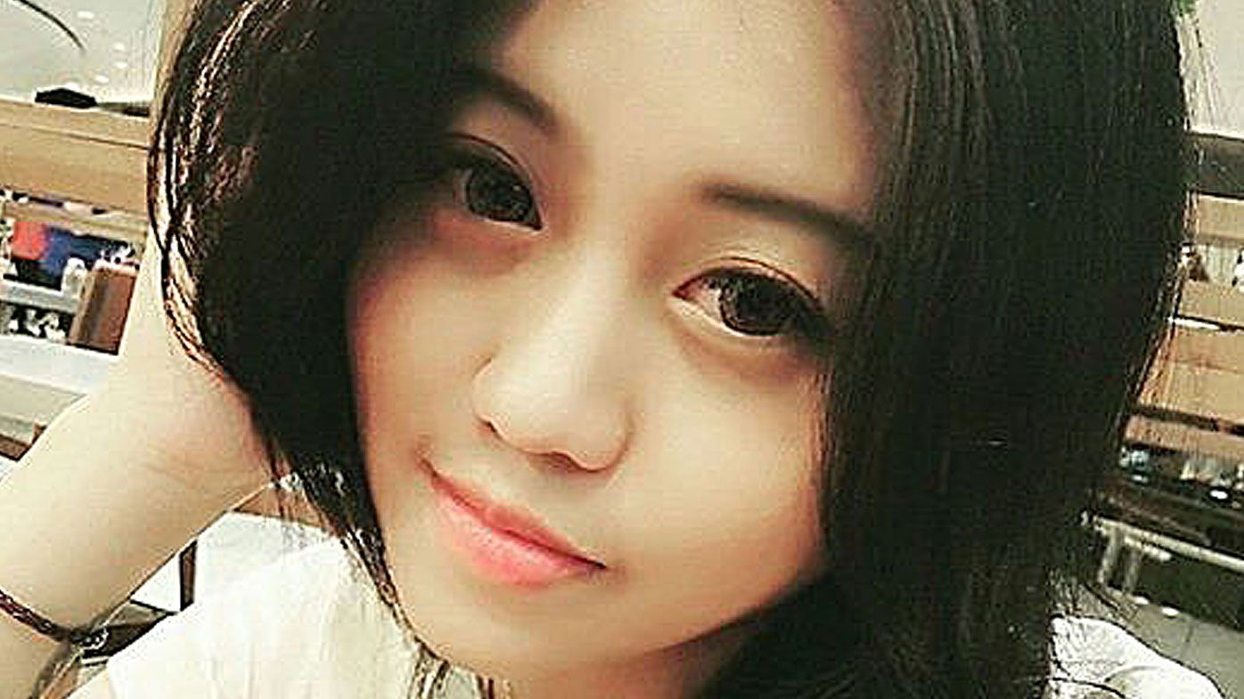 Christine Jiaxin Lee accused of going on a $4.6m spending spree after a banking error gave her access to unlimited funds. (AAP)