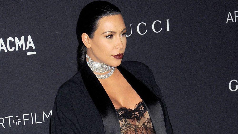Kim Kardashian demands $1 million 'push present'