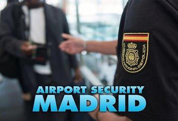 Airport Security: Madrid