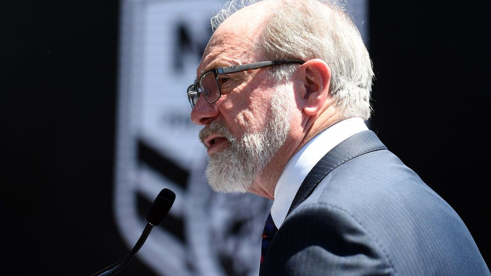 ARLC chairman John Grant will serve another 12 months in his role, (AAP)