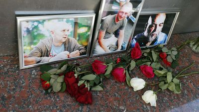 Mystery surrounds murder of Russian journalists in Africa