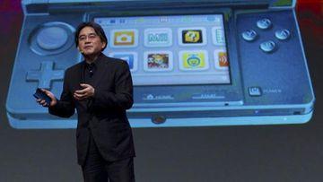 Satoru Iwata has died of cancer. (AAP)