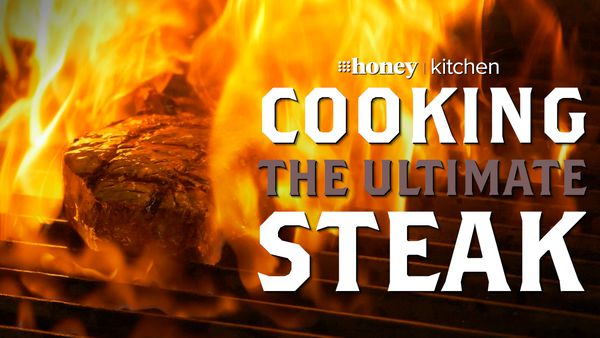 Secret to cooking a seriously impressive steak