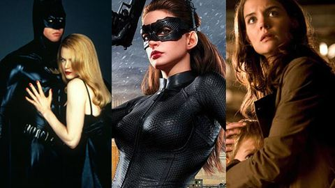 SLIDESHOW: Bat chicks: Batman's best and worst leading ladies