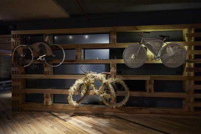 Bicycle Wall