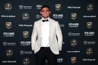 Cleary arrives as fierce Dally M Medal contender