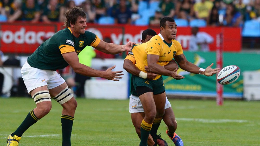 Wallabies fall short in Pretoria