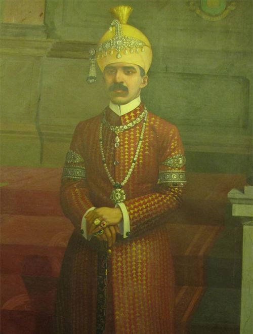 Mir Osman Ali Khan was the richest person of his generation, but he would still bum cigarettes from guests and knit his own socks.