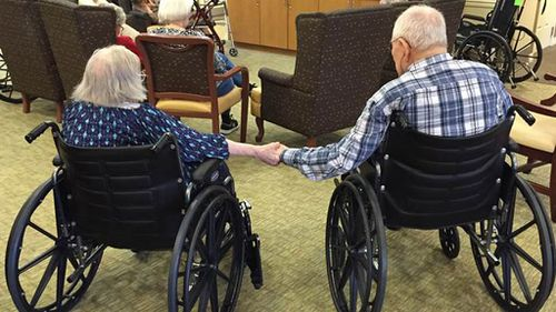Lifelong sweethearts die only four days apart after 65 years of marriage