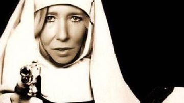 British Muslim extremist Sally Jones known as the 'White Widow' has reportedly been killed by a US drone strike (Twitter).