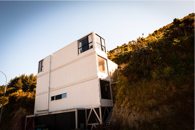 <strong>The Wellington Container House</strong>