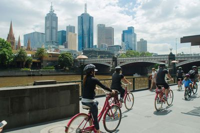 2. The Best of Melbourne Bike Tour, Melbourne, Victoria