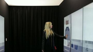 Holograms and magic mirrors set to revolutionise the way you shop