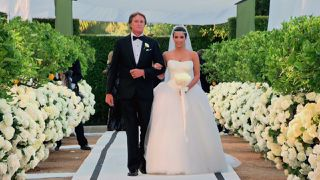 Kim's Fairytale Wedding: A Kardashian Event (Part 2)