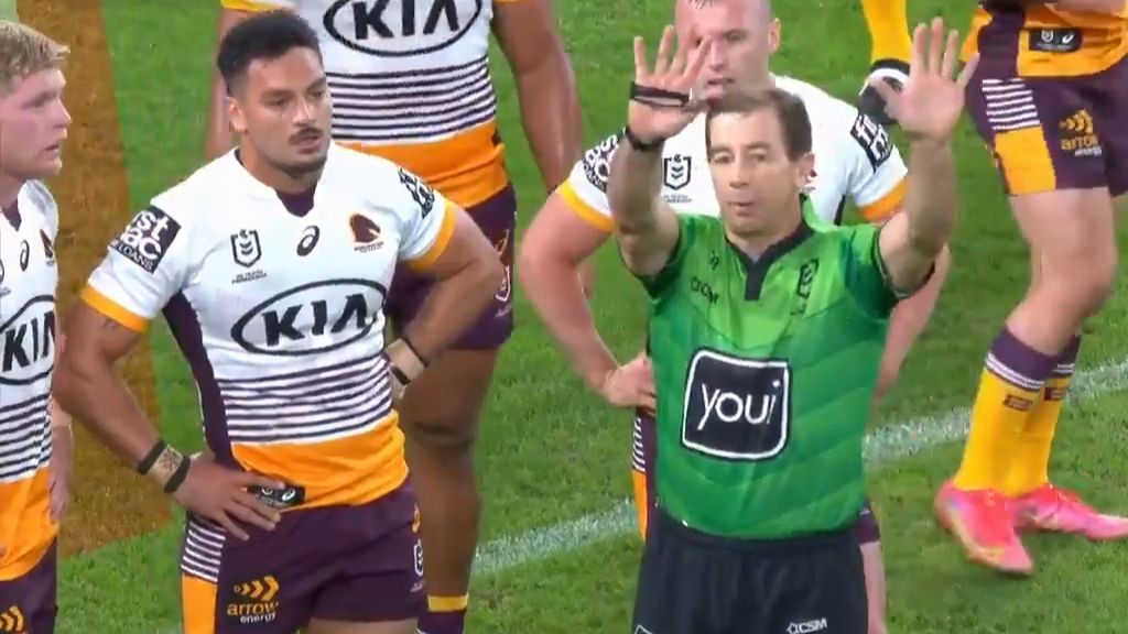 Ivan Cleary in disbelief over Thomas Flegler sin bin call after Isaah Yeo KO