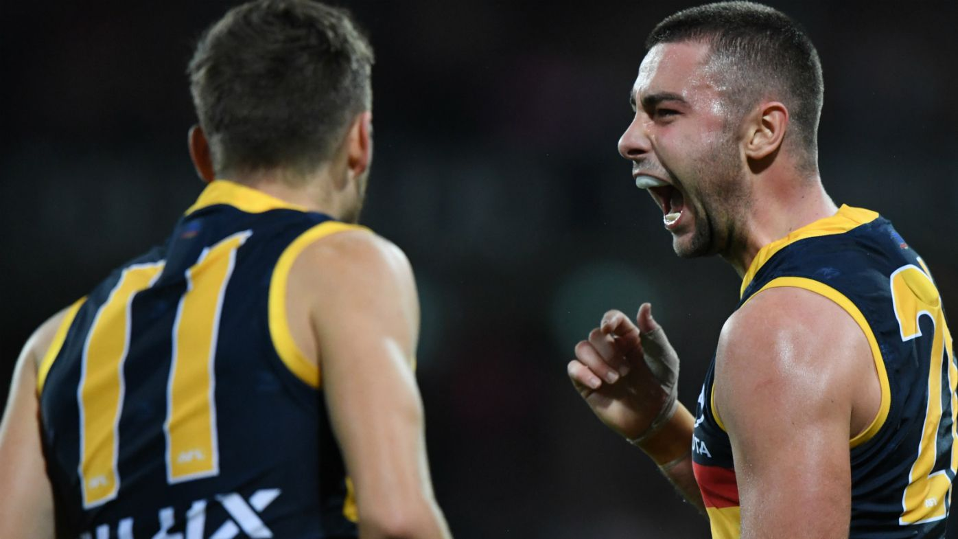Sharp Crows outclass Swans in AFL thriller