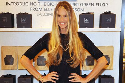 Two decades later, 50-year-old Elle's taken her lingerie mogul status to a whole new level of awesome... with Elle Macpherson Intimates gracing the presence of most department store floors.<br/> <br/>The NBC also recently renewed her hit TV show <I>Fashion Star</I> for a second season, after her short-lived show <i>The Beautiful Life</I> alongside Mischa Barton was cancelled. <br/><br/>In love, Elle's marriage to Arkie didn't last, with the pair splitting after the birth of their second child in 2005. <br/><br/>The Aussie hottie married billionaire real estate developer Jeffrey Soffer in 2013.