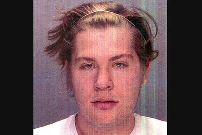Actress Cybill Shepherd's son was busted on a United Airlines flight for stealing valuables from other passengers including a leather makeup bag. We're not quite sure what he wanted with the makeup bag, but we think his hair looks nice pulled back in his mug shot. He's currently completing the Alcoholics Anonymous program.