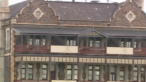 Reports of bullying have emerged at Prince Alfred College. Picture: 9NEWS