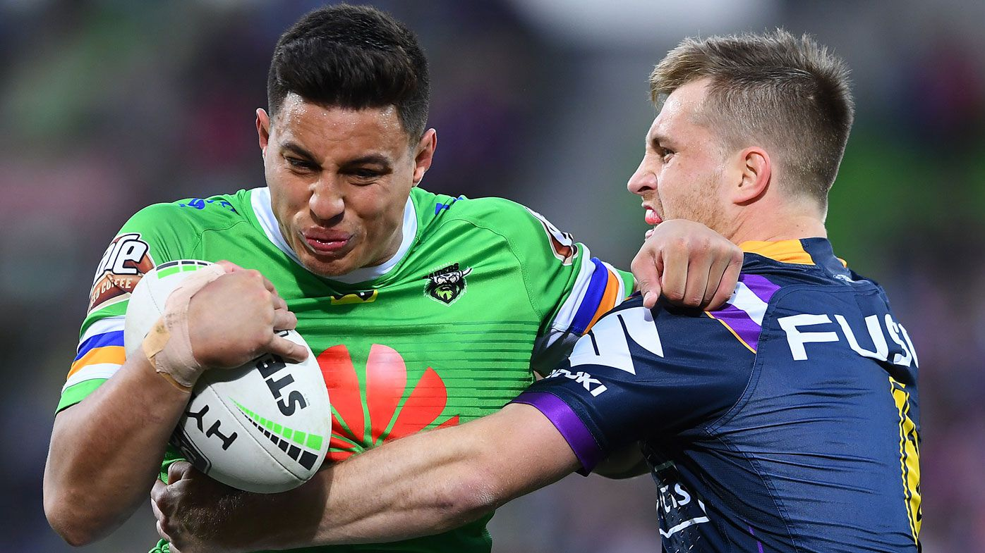 Canberra's NRL grand final vindicates Joe Tapine's Newcastle Knights exit
