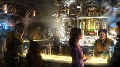 Disneyland to start serving alcohol with opening of 'Star Wars' Cantina