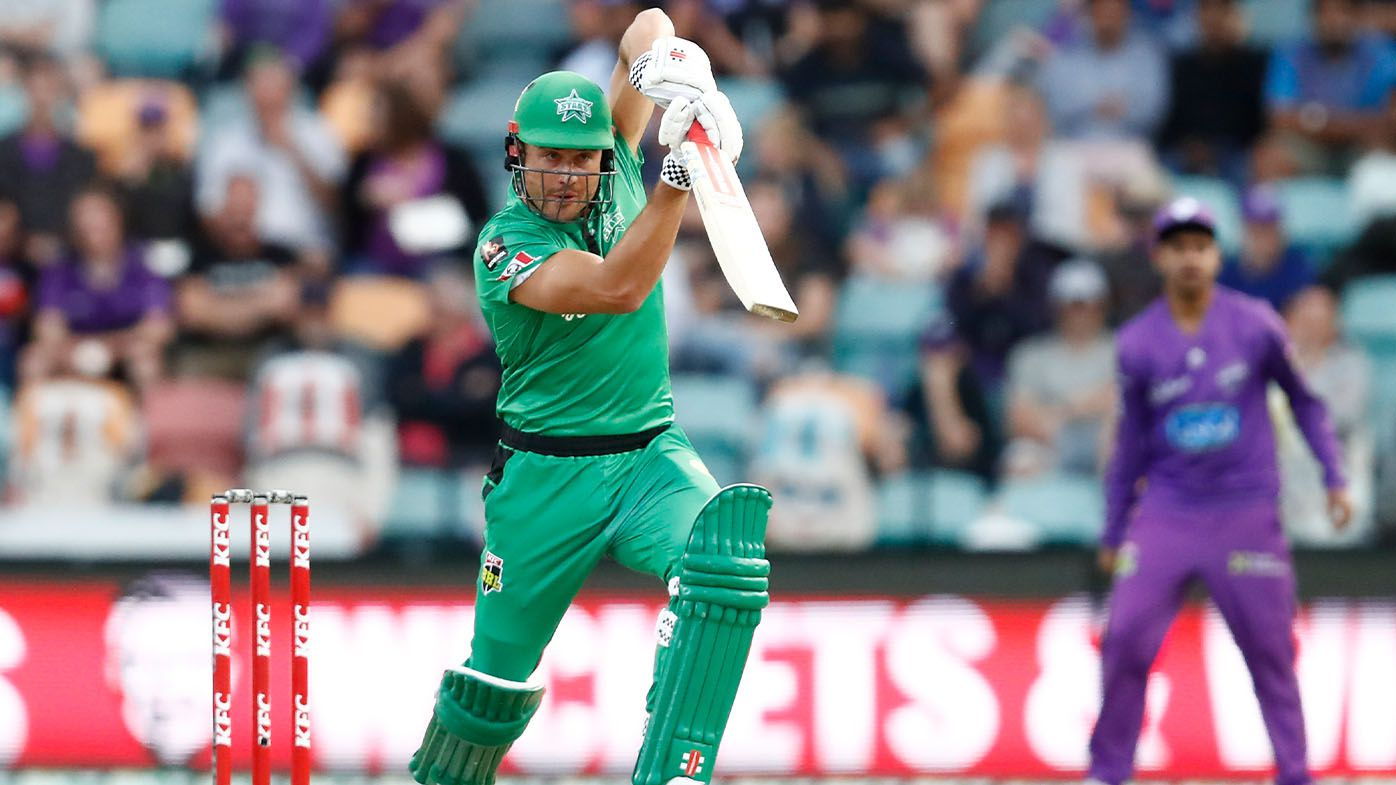 Melbourne Stars gun Marcus Stoinis blasts top score of BBL10 in obliteration of Hobart Hurricanes attack