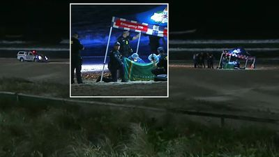 Infant dies on popular Gold Coast beach