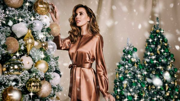 how to decorate your home for christmas like bec judd