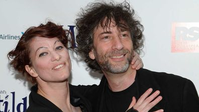 Neil Gaiman and Amanda Palmer tied the knot in 2010.