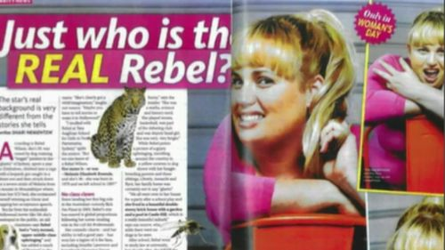 "A series of articles published by Bauer Media portrayed the star as a ""serial liar"". (Supplied)"
