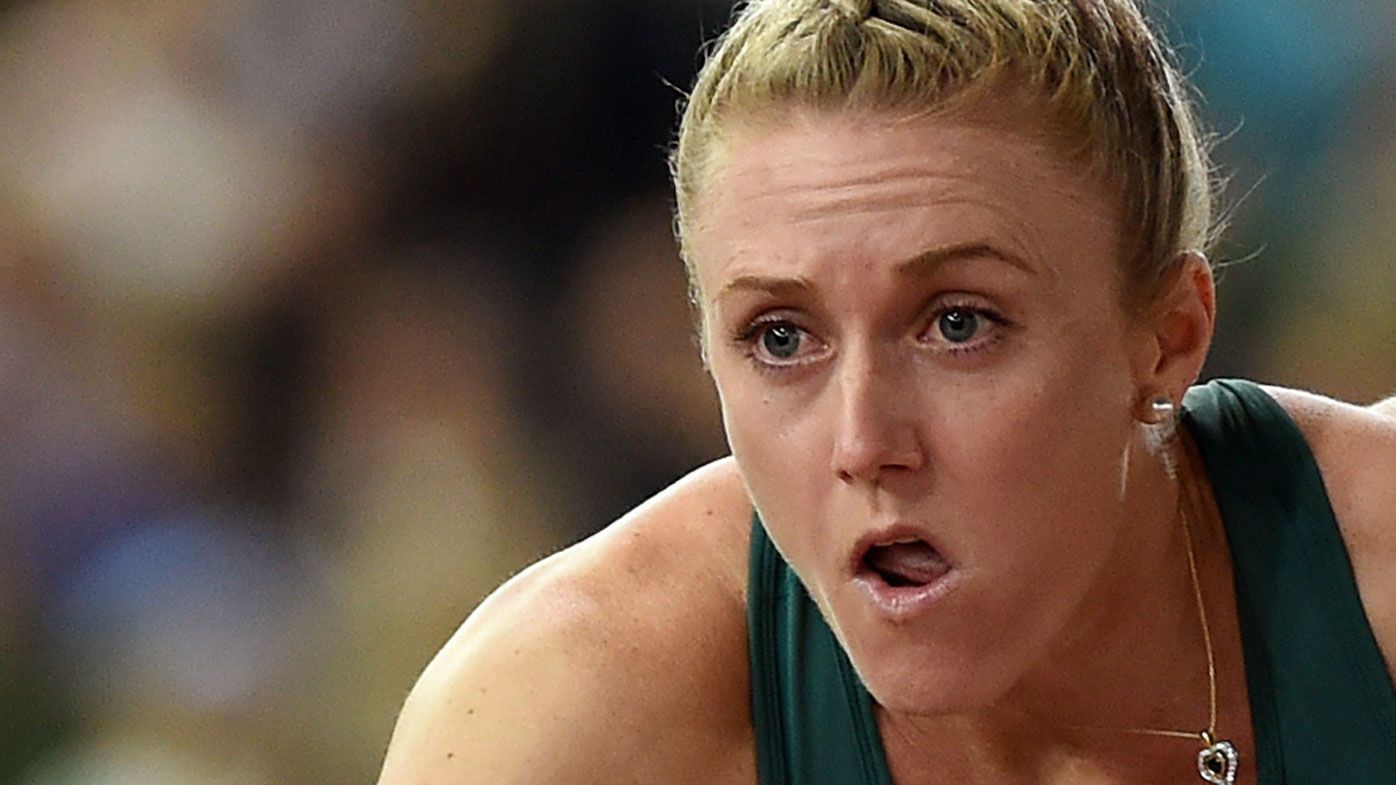 Sally Pearson. (Getty-file)
