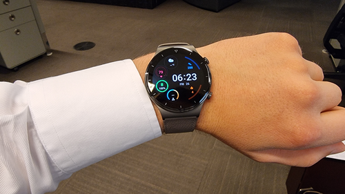 Huawei Watch GT 2 Pro review:  Full points for style and battery life, but it's hard to accept software limitations