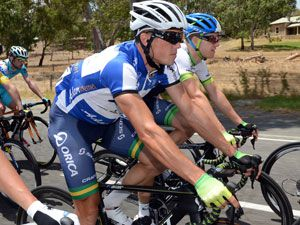 Simon Gerrans has regained the overall TDU lead (Getty)