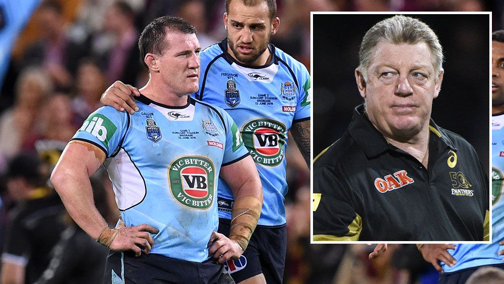 Gould criticising Blues to motivate them: Lewis