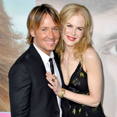 <p>Nicole Kidman and Keith Urban</p> <p>Married since June 2006. Together for 12 years.&nbsp;</p>