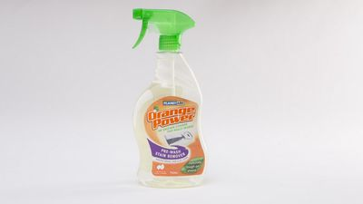 Worst pre-wash stain remover