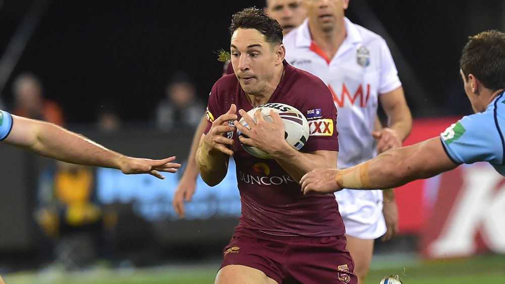 Billy Slater left out of Queensland State of Origin team