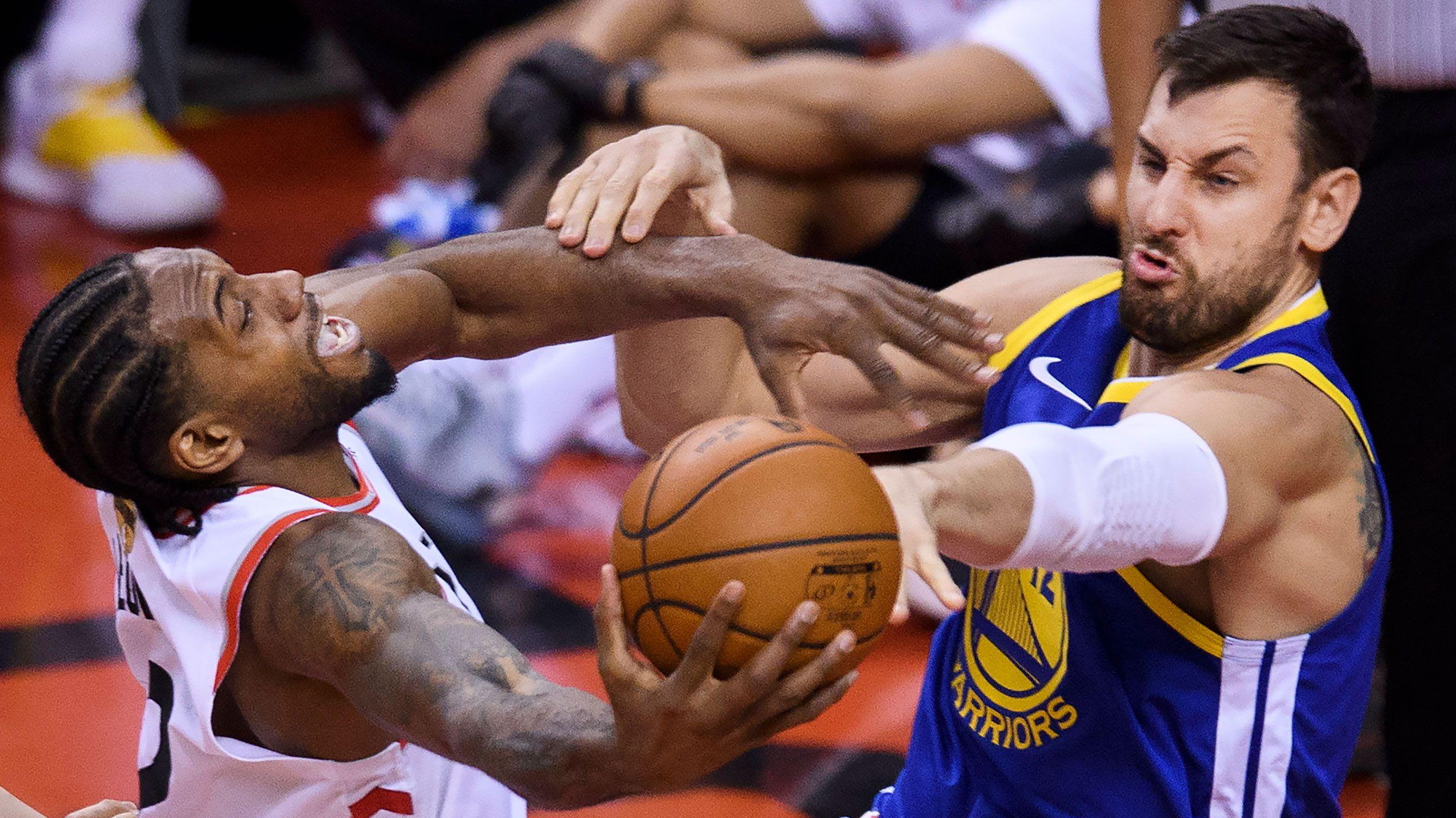 Aussie star Andrew Bogut helps Warriors level NBA Finals